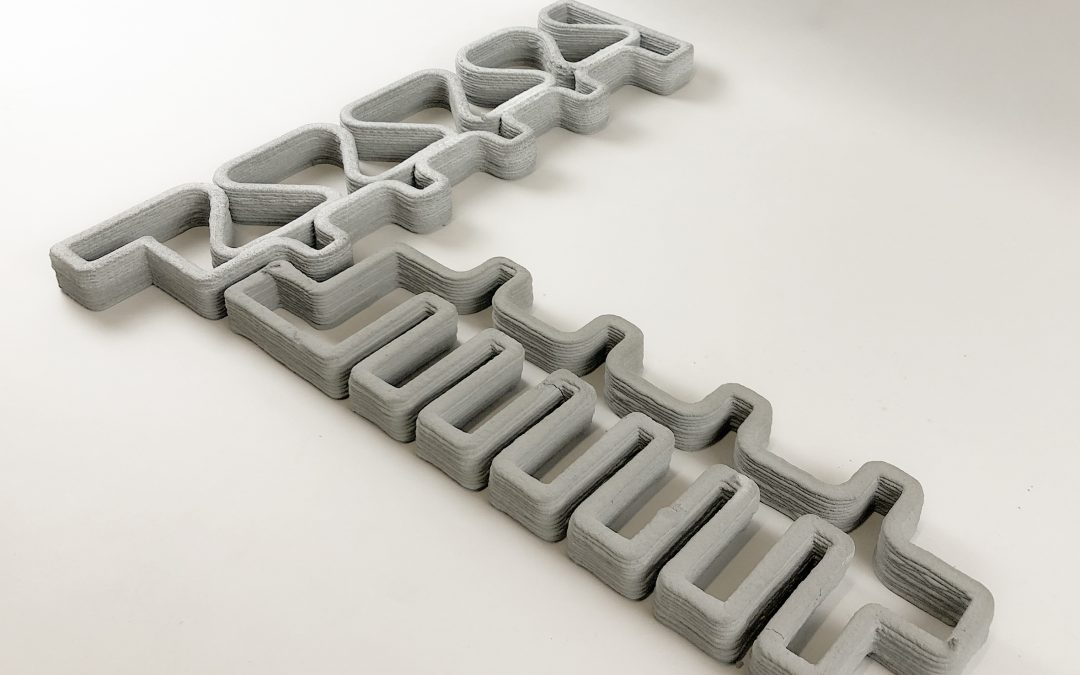 Concrete Printing